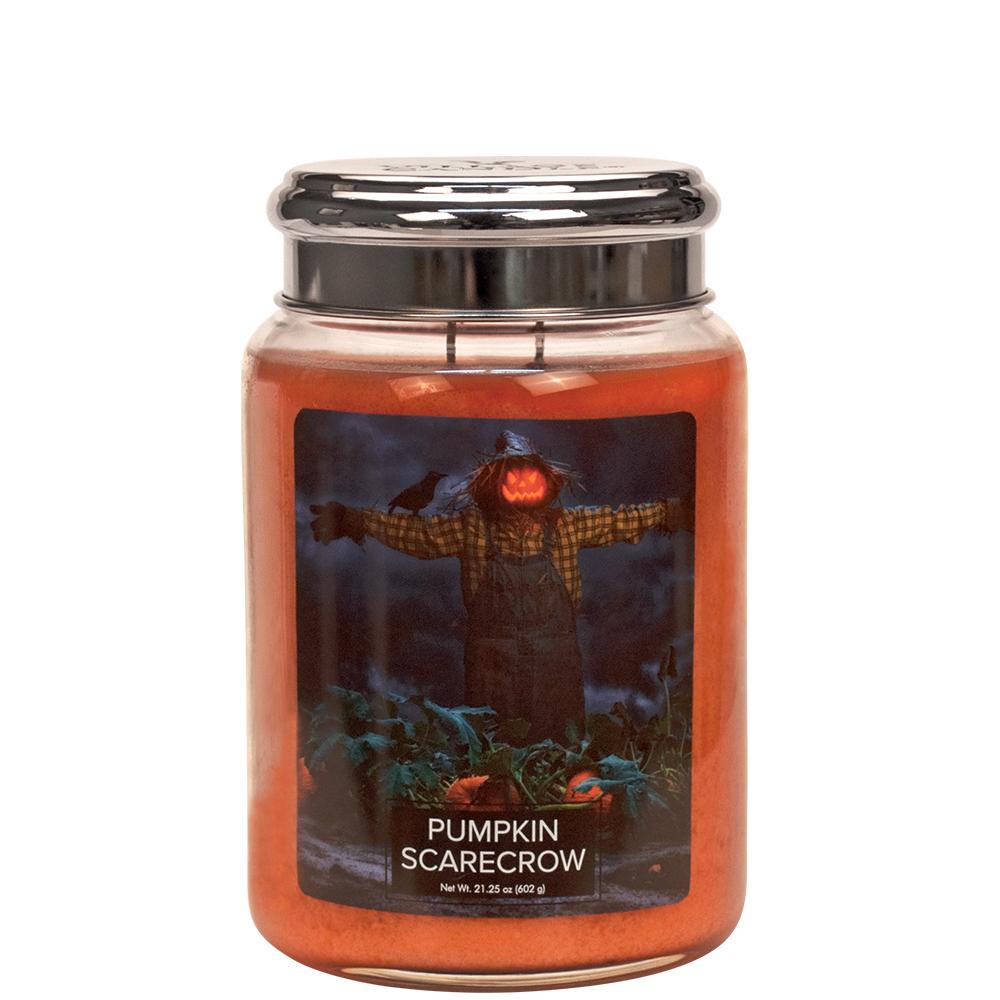 Tradition Jar Large 602 g Pumpkin Scarecrow