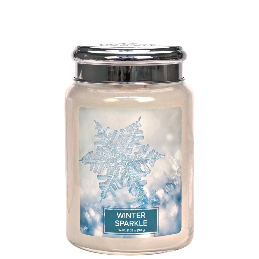 FANTASY Jar Large 602 g Winter Sparkle
