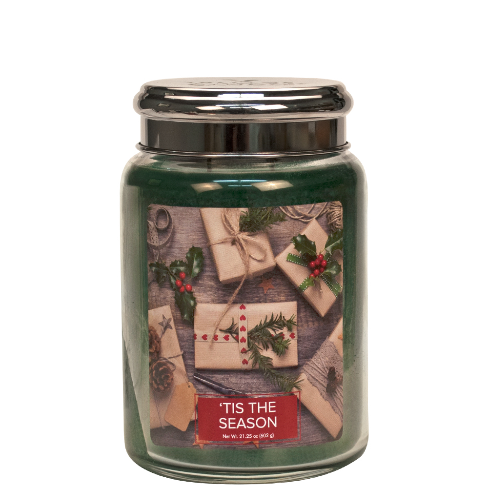 FANTASY Jar Large 602 g 'Tis The Season