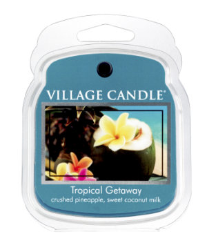 Wax Melts Tropical Getaway