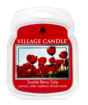 Wax Melts Scarlet Berry Tulip
