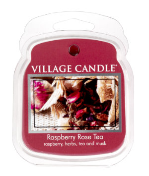 Wax Melts Raspberry Rose Tea