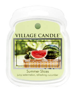 Wax Melts Summer Slices