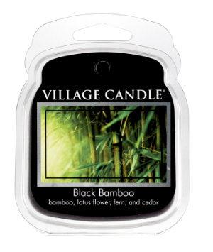Wax Melts Black Bamboo