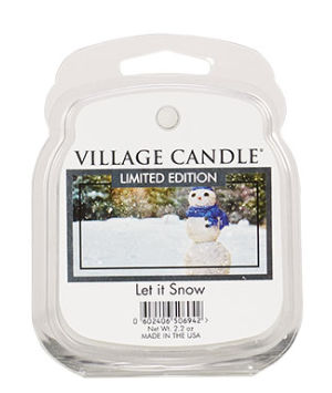 Wax Melts Let it Snow