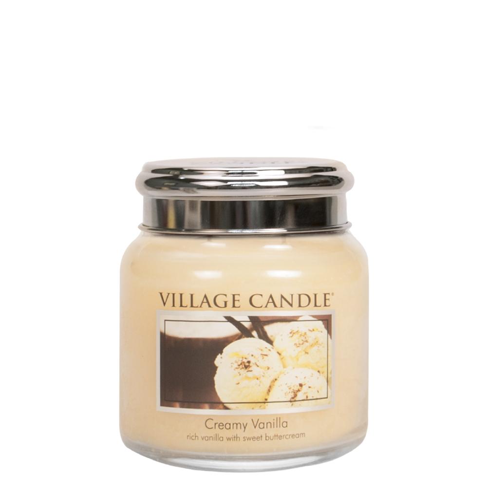 Tradition Jar Medium 411 g Creamy Vanilla