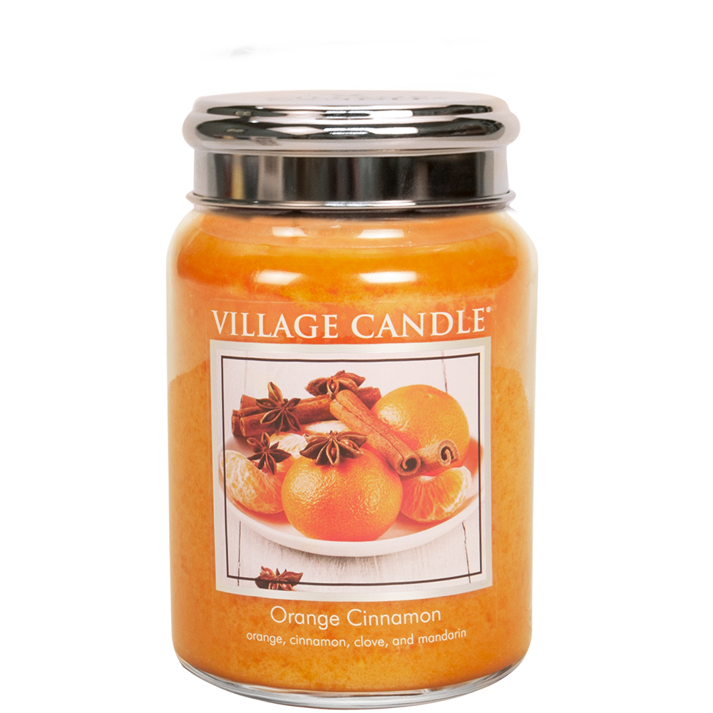 Tradition Jar Large 626 g Orange Cinnamon