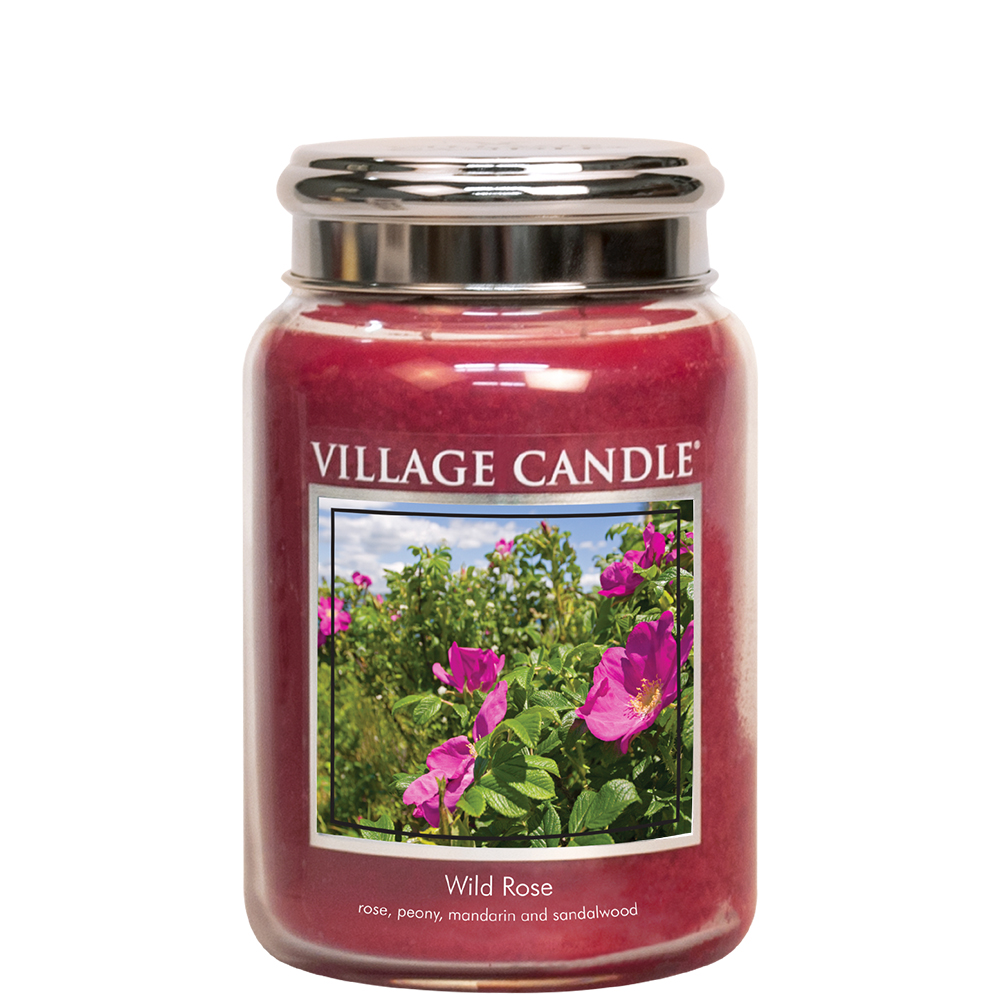 Tradition Jar Large 626 g Wild Rose