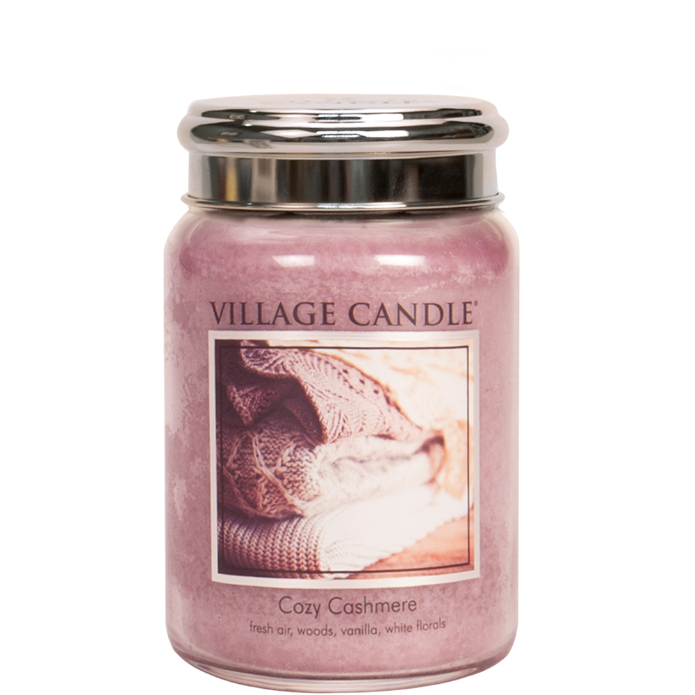 Tradition Jar Large 626 g Cozy Cashmere