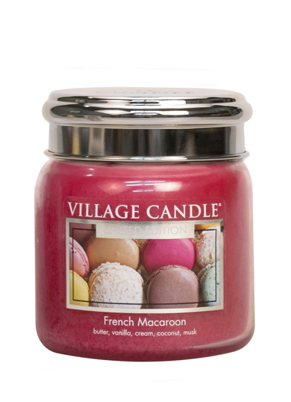 Jar Medium 411 g French Macaroon LE