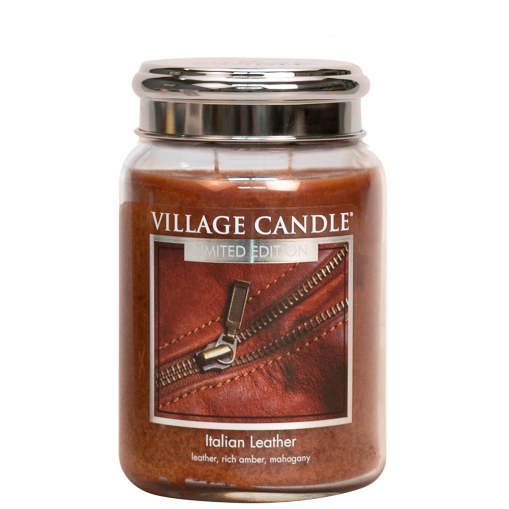 Tradition Jar Large 626 g Italien Leather LE
