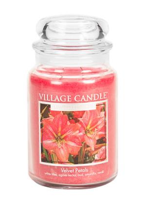 Jar Large 602 g Velvet Petals LE