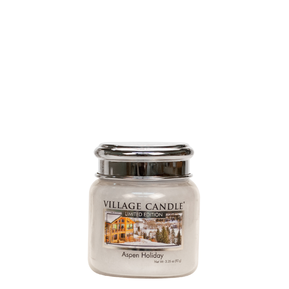 Tradition Jar Petite 92 g Aspen Holiday LE