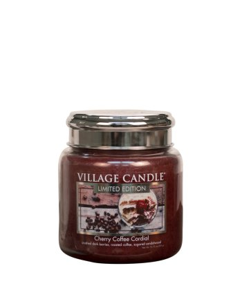 Tradition Jar Medium 411 g Cherry Coffee Cordial LE
