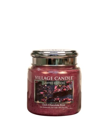 Tradition Jar Medium 411 g Dark Chocolate Rose LE