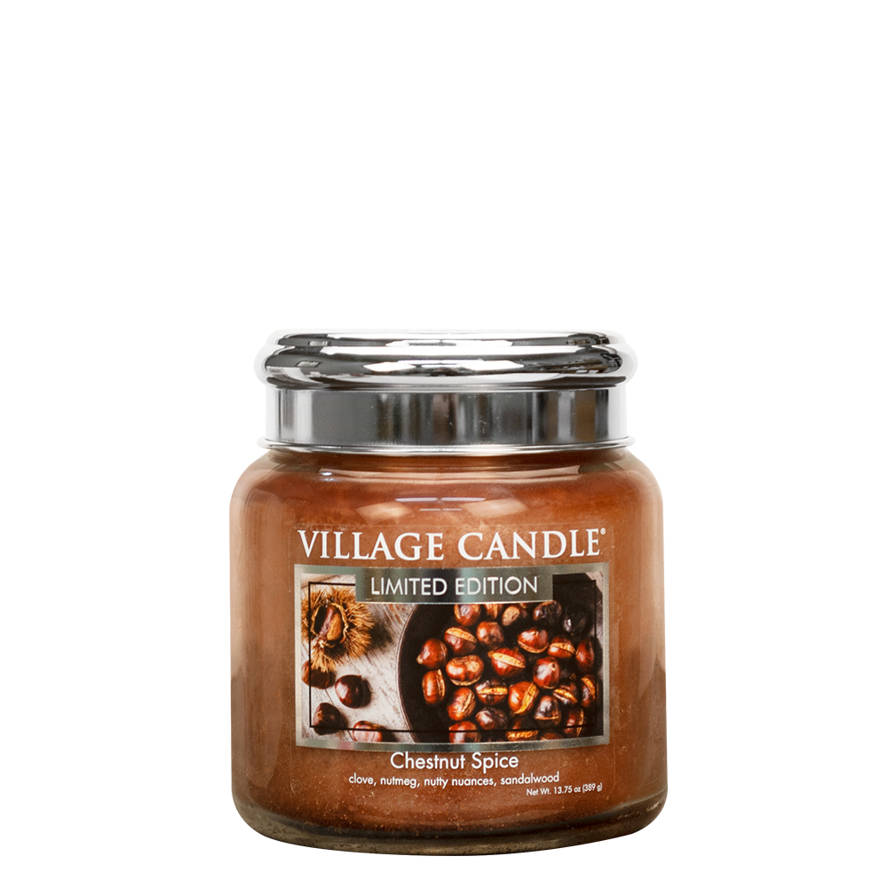 Tradition Jar Medium 389 g Chestnut Spice LE