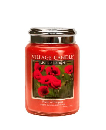 Tradition Jar Large 602 g Fields of Poppies LE