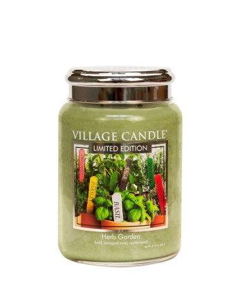Tradition Jar Large 602 g Herb Garden LE