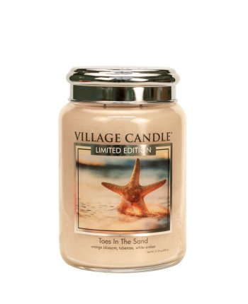 Tradition Jar Large 602 g Toes in the Sand LE