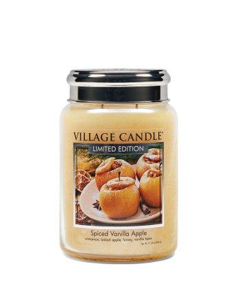 Tradition Jar Large 602 g Spiced Vanilla Apple LE