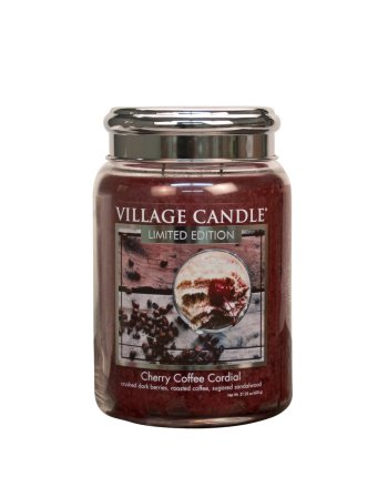 Tradition Jar Large 626 g Cherry Coffee Cordial LE