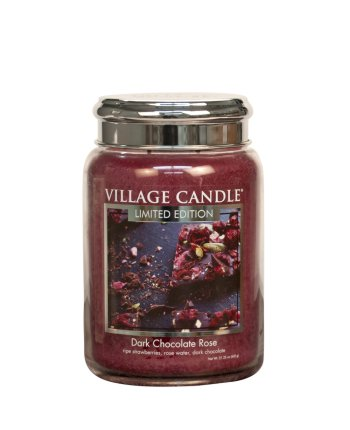 Tradition Jar Large 626 g Dark Chocolate Rose LE