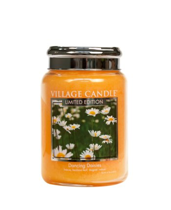 Tradition Jar Large 626 g Dancing Daisies LE
