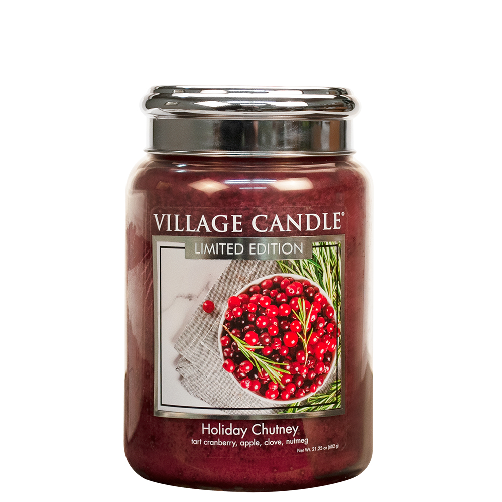 Tradition Jar Large 626 g Holiday Chutney LE