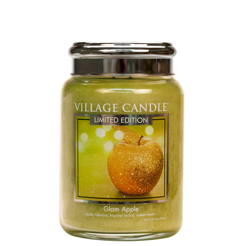 Tradition Jar Large 626 g Glam Apple LE