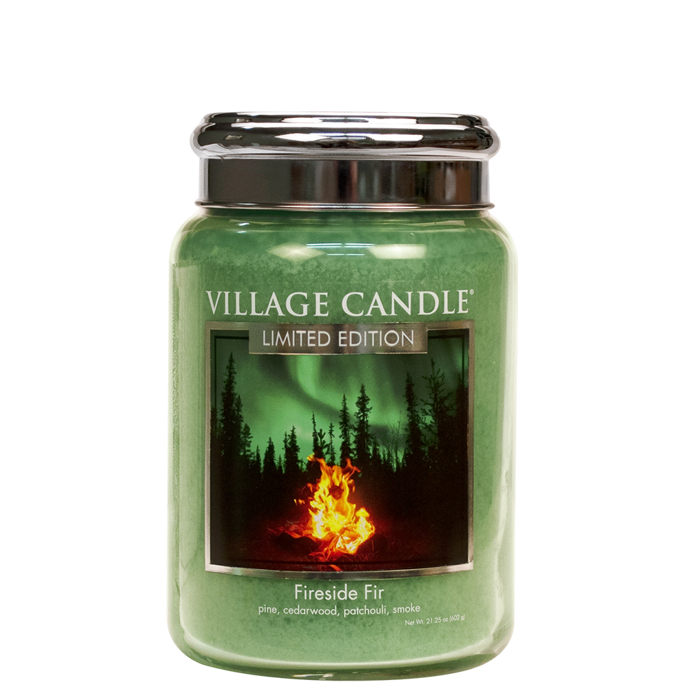 Tradition Jar Large 626 g Fireside Fir LE