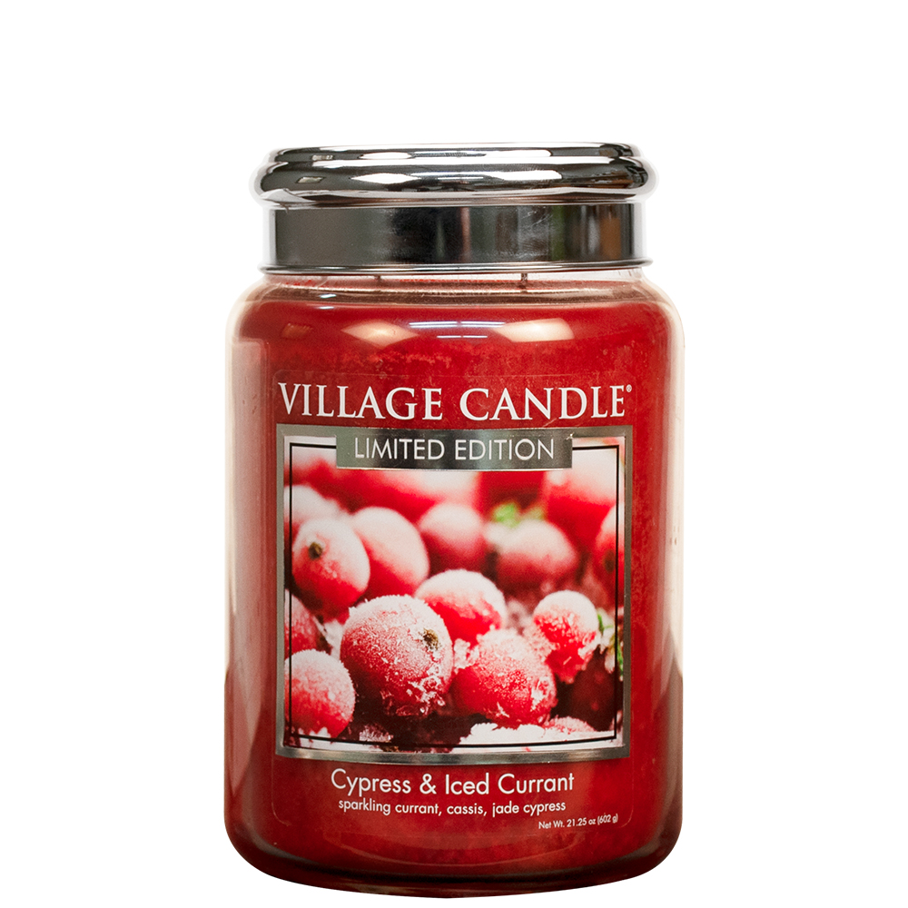 Tradition Jar Large 626 g Cypress & Iced Currant LE