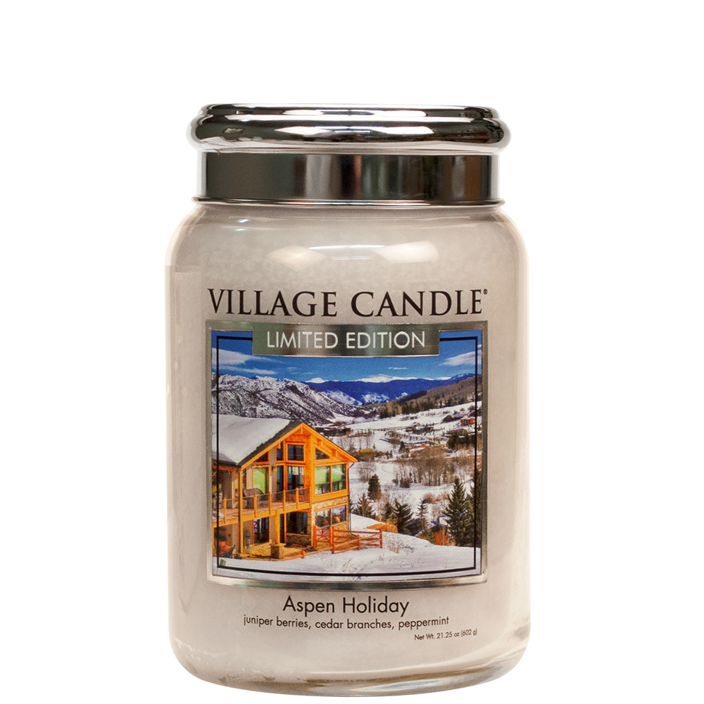 Tradition Jar Large 626 g Aspen Holiday LE
