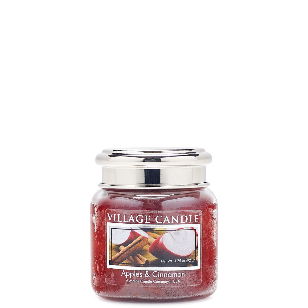 Tradition Jar Silver Petite 92 g Apples & Cinnamon