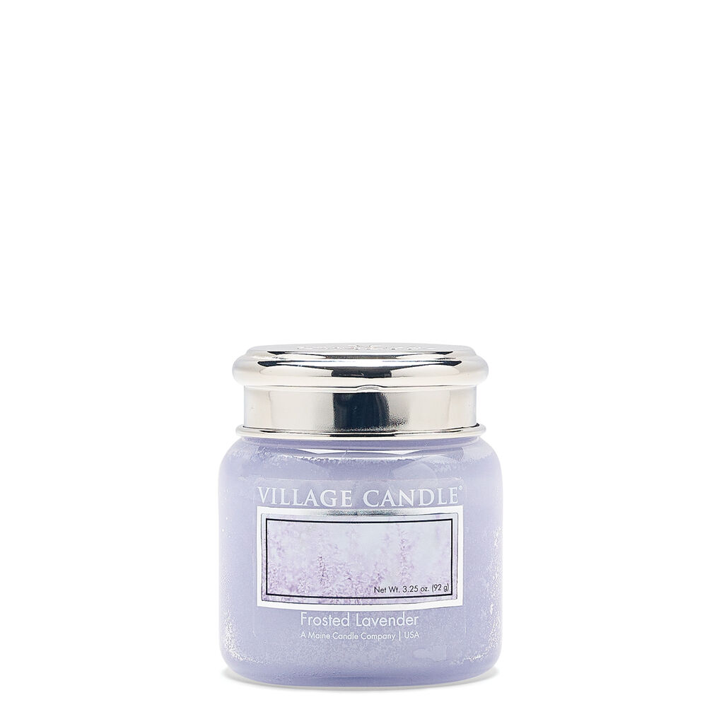 Tradition Jar Silver Petite 92 g Frosted Lavender