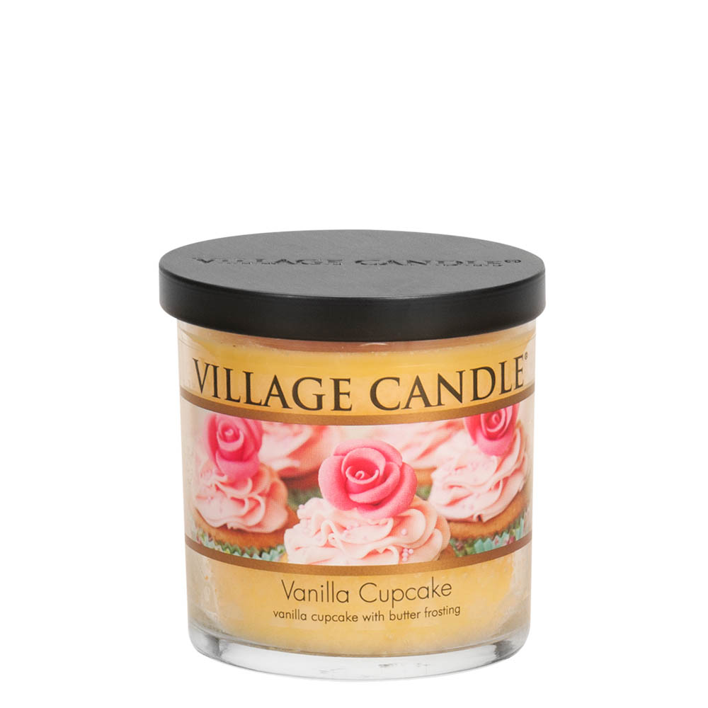 DECOR Tumbler small Vanilla Cupcake