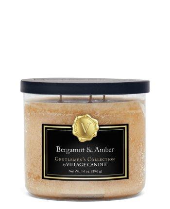 Gentlemen´s Coll. Bowl medium Bergamot & Amber