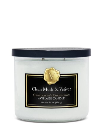 Gentlemen´s Coll. Bowl medium Clean Musk & Vetiver