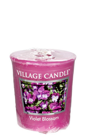Votive 57 g Violet Blossom