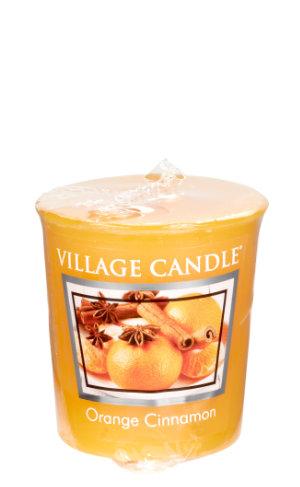 Votive 57 g Orange Cinnmamon