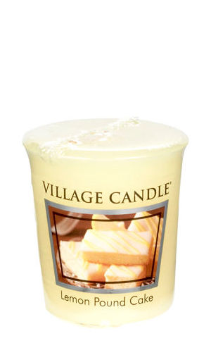 Votive 57 g Lemon Pound Cake