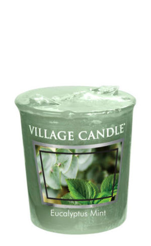 Votive 57 g Eucalyptus Mint