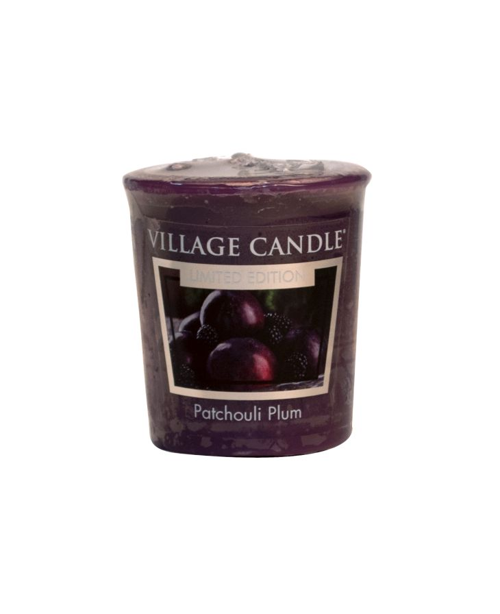 Votive 57 g Patchouli Plum LE