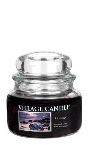 Jar Small 254 g Obsidian