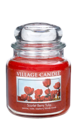 Tradition Jar Medium 389 g Scarlett Berry Tulip