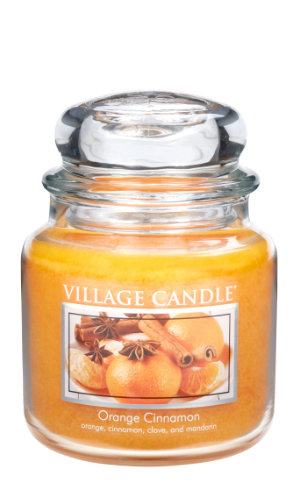 Jar Medium 411 g Orange Cinnamon