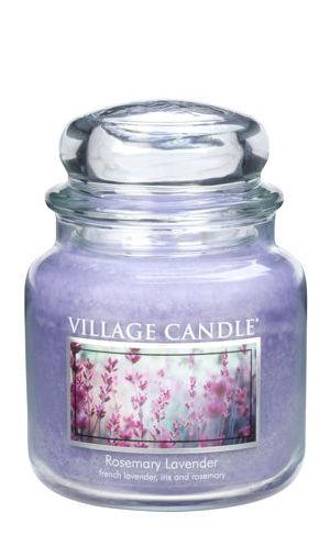 Jar Medium 411 g Rosemary Lavender