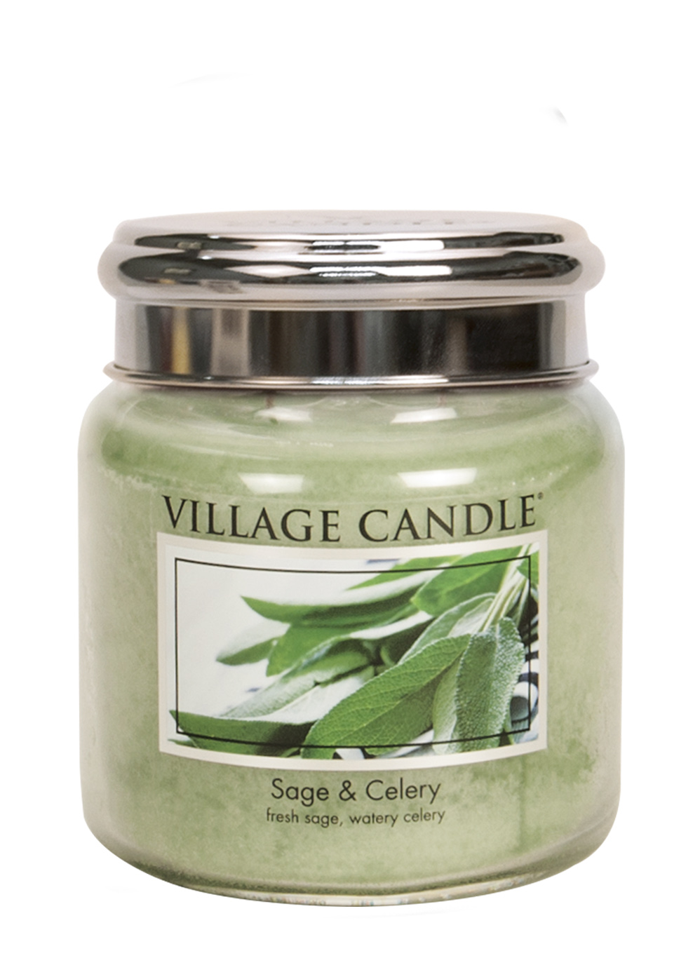 Jar Medium 411 g Sage & Celery