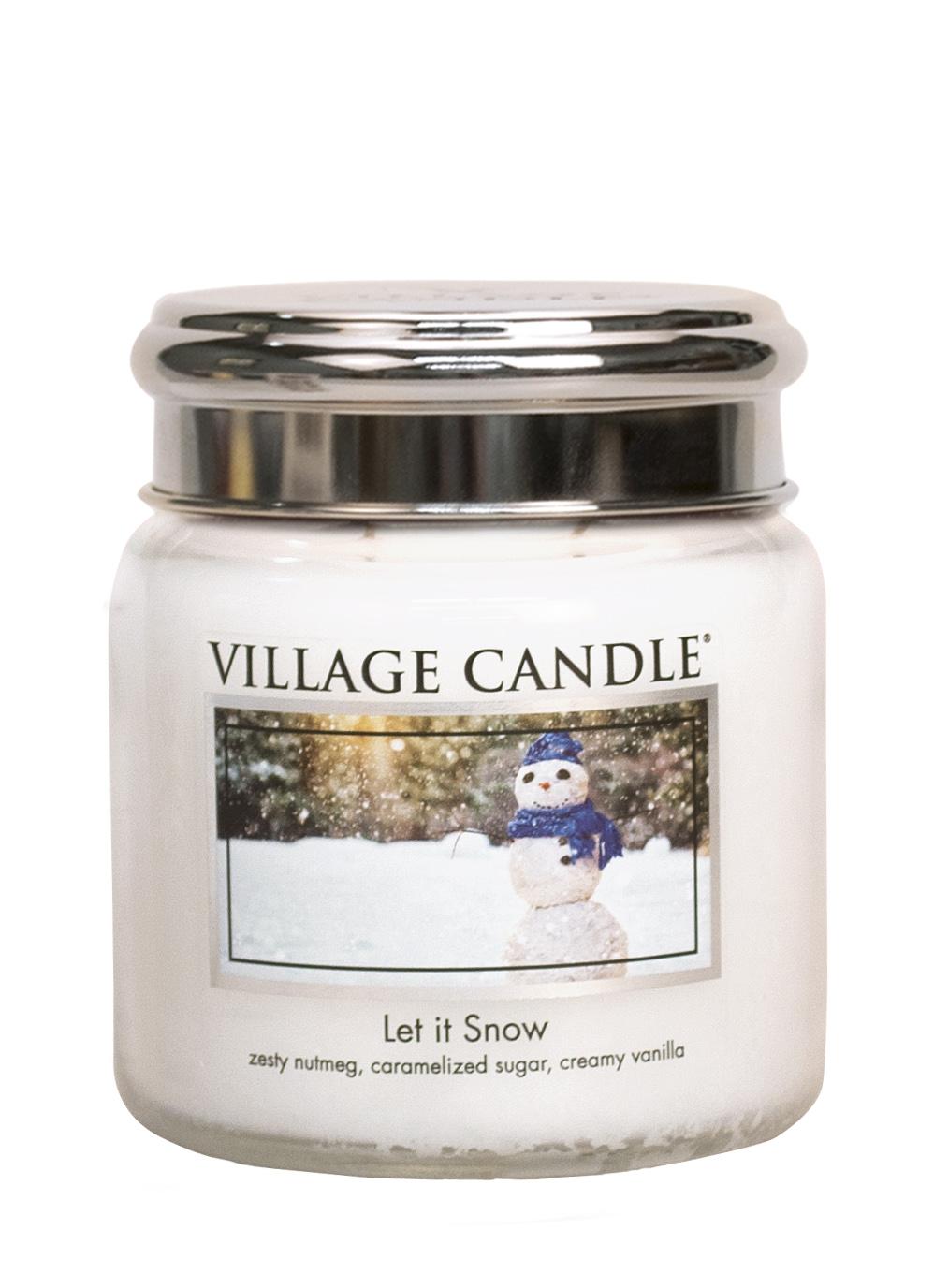 Jar Medium 411 g Let it Snow