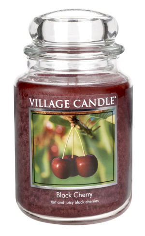 Jar Large 626 g Black Cherry