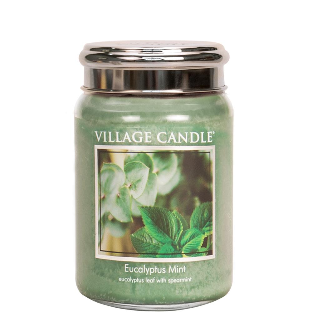 Tradition Jar Large 626 g Eucalyptus Mint
